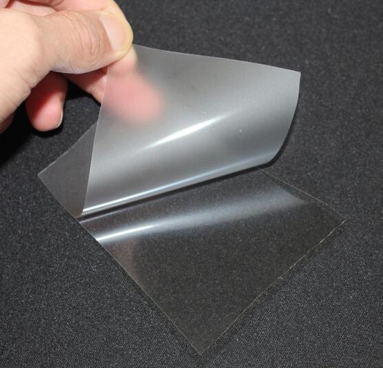 触摸屏保护膜细节特写