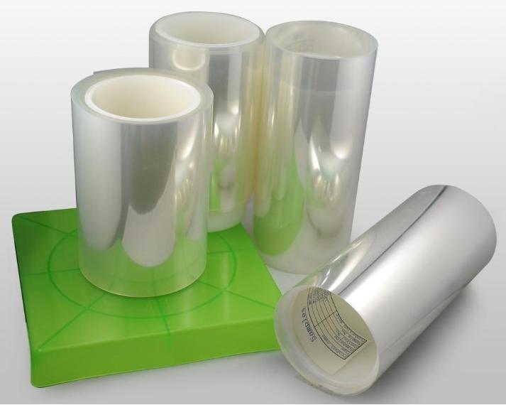 AB胶保护膜实拍